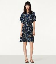 Tory Burch Dress 8 Ryan Retro Dress  Navy NWOT $395 M L
