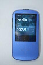 SanDisk Sansa Fuze Black 4 GB MP3 Media Player Digital LCD FM Radio SD Slot