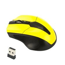 New ListingJf_ 2.4Ghz Ergonomic Wireless Optical Mouse Usb 2.0 Receiver for Pc Laptop 200