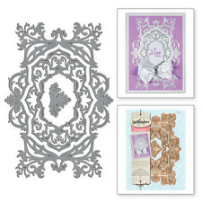 SPELLBINDERS NESTABILITIES LABELS 45 DECORATIVE ACCENTS DIE SET - CUT  S6-020