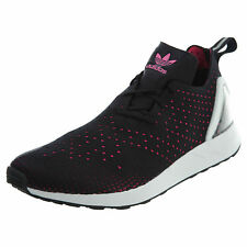 61cd00014 adidas ZX Flux ADV Asymmetrical Primeknit Core Black Pink Men Sz 12 S79063