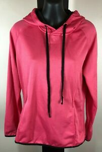 Champion Performance Pink Hoodie/Hooded Top Duofold Warm Ctrl Small - Free Post