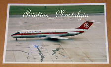Air Canada Collectable Airline Photographs