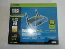 Cisco Systems Linksys Wireless-G Broadband Router WRT54G NEW