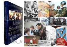 DDR UdSSR Freundschaft Bildband SED NVA ... east german book friendship USSR GDR