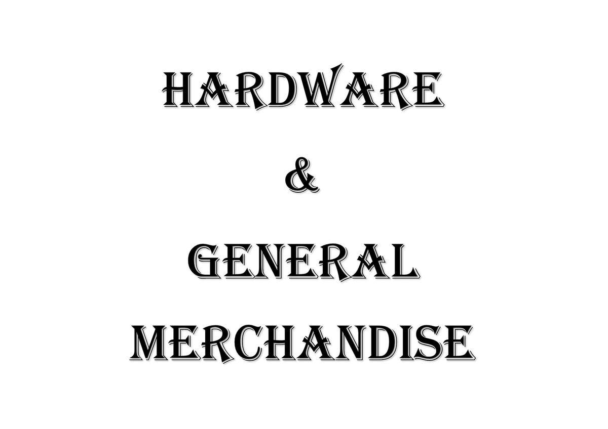 Havant Hardware Online Store