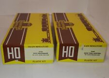 Train Miniature Ltd HO 2058 New York Central Steel Box and 3112  NYC Pacemaker