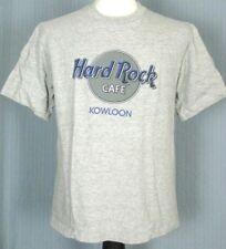 Hard Rock Cafe Kowloon Hong Kong Adult Large T-Shirt ( L Music and Roll China )