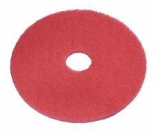 """Tough Guy Recycled Plastic Polyester Buffing Pads 12"""" Diameter 6XZZ6 (5 Pieces)"""