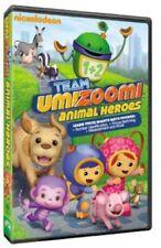 Team Umizoomi: Animal Heroes [New DVD] Full Frame