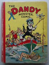 Dandy Monster Comic Annual 1942 Bright G/VG to VG- (phil-comics)