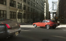 "1966 JAGUAR E TYPE A3 FRAMED PHOTOGRAPHIC PRINT 15.7""x11.8"""