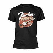 FENDER T-Shirt Mustang Bass - Taglia/Size XL - OFFICIAL MERCHANDISE