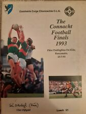 Gaa Connaught final 1993 Mayo vs Roscommon