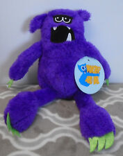 Monster And Me Nutty Nebbly Soft Toy. Manhattan Toy. Brand New