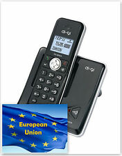 Cordless Phone  Digital Home House Office Telephone Wireless Answering System