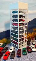 Autoturm   Fertigmodell   Spur N   1:160  Diorama   Autohaus