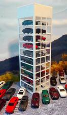 Autoturm | Fertigmodell | Spur N | 1:160  Diorama | Autohaus