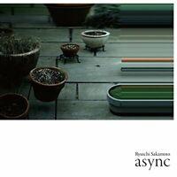 Ryuichi Sakamoto - Async [CD]