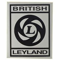 British Leyland Sticker / Stick On Badge Logo ZK314