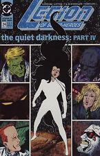 LEGION OF SUPER-HEROES # 24 - COMIC - 1991 - 8,5