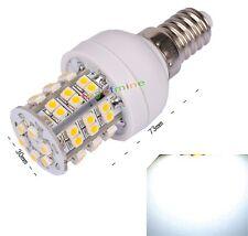 E14 48 SMD 3528 LED Warm White Energy Saving High Power Light Lamp Bulb 220-240V