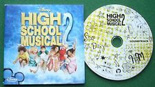 Disney High School Musical 2 Soundtrack inc Fabulous & All For One + CD