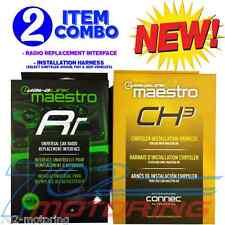 iDATALINK MAESTRO ADS-MRR + ADS-HRN-RR-CH3 2013, 2014, 2015 RAM DODGE  2013 JEEP