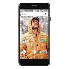 Wileyfox Spark X Sim Free Android 16GB Unlocked Smartphone - Black