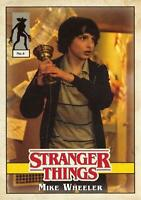 Stranger Things Welcome To The Upside Down CHARACTER Insert #4 / MIKE WHEELER