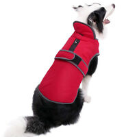 US Waterproof Clothes Winter Warm Pet Dog For Small Medium Large Dog Coat Jacket