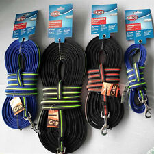 5 m 10m 15m Long Fusion Tracking Leash Non-slip Maximum Grip Dog Training Lead