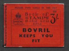 BC3 3/- 1936 Booklet Edition 321 - advert 'Dubarry' Nuglandin Cream