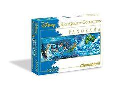 1000pcs Disney Panorama pzl Peter Pan - Jigsaw Puzzle - Clementoni 39286