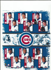 2000 CHICAGO CUBS 8X10 PICTURE MLB