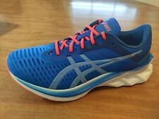 Asics Novablast Directoire Blue Mens Cushion Running Shoes New w/tags, size 9