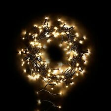 New Homebase 1000 Warm White 50m Lit String Lights LED Lights Xmas