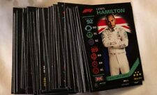 TOPPS TURBO ATTAX F1 FORMULA 1 2020 PICK YOUR BASE CARD FROM LIST NUMBERS 1-141