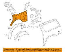 GM OEM Inner-Quarter Panel-Inner Panel Right 25821243