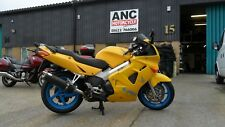 Honda VFR800Fi-X in Yellow with 29K on the clock **FOR SALE**