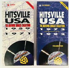 Hitsville USA The Motown Singles Collection 59-71 & 72-92 Set Of 2 Box Sets