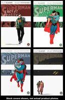 Superman: Secret Identity 1 2 3 4 DC 2004 Complete Set Run Lot 1-4 VF/NM