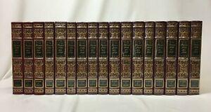 COMPLETE 17 VOLUME SET Easton Press Arabian Thousand Nights and a Night Burton