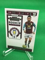 PANINI CHRONICLES SOCCER 2019-20 CONTENDERS ROOKIE TICKET LUIZ ASTON VILLA