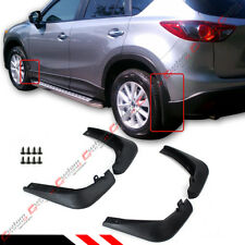For 2013-16 Mazda CX-5 CX5 OE Style 4pcs Front & Rear Splash Guards Mud Flaps