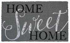 """Home Sweet Home Coir Doormat Everyday Natural Fiber Outdoor 18"""" x 30"""""""