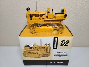 Cat D2 Crawler Tractor 2003 NTTC - SpecCast 1:16 Scale Model #CUST773 New!