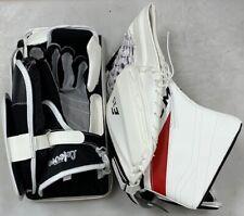 Mismatch Special New Hockey Goal 00004000 ie Senior blocker catcher glove full right goal