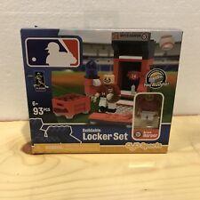 New Nationals BRYCE HARPER Buildable Lego MLB Locker Room Set 93 Pieces VHTF!
