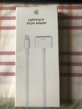 Genuine Apple Lightning A 30-Pin Adaptador